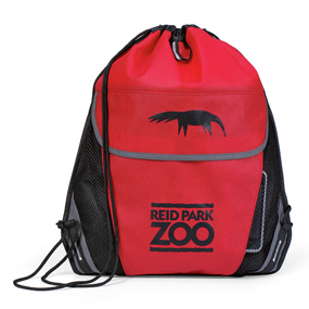 Reid Park Zoo Poncho Cinchpack