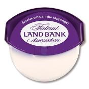 Land Bank Sample Pizza Cutter
