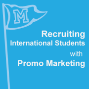 recruiting international students promo marketing