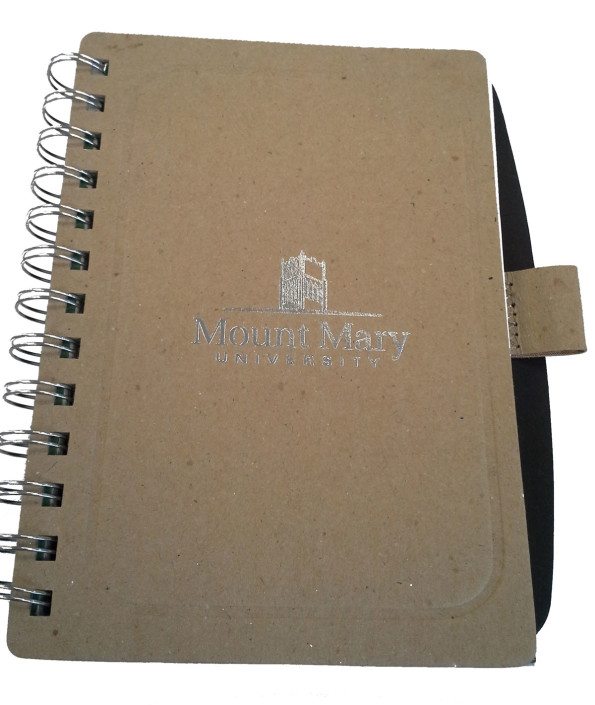 Mt Mary Ecolutions Notebook