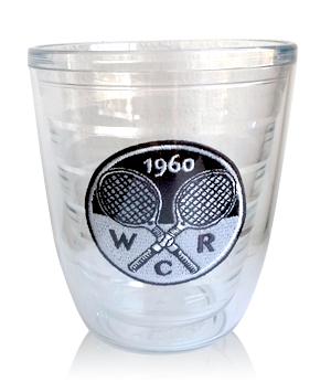 Western Racquet Club Tumbler