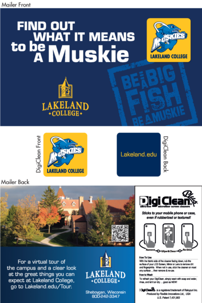 Lakeland College DigiClean Sample