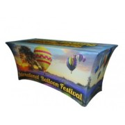 Balloon Festival Fitted Table Cover