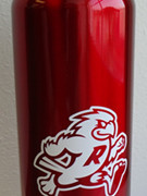 Ripon College Water Bottles used in Facebook Contest