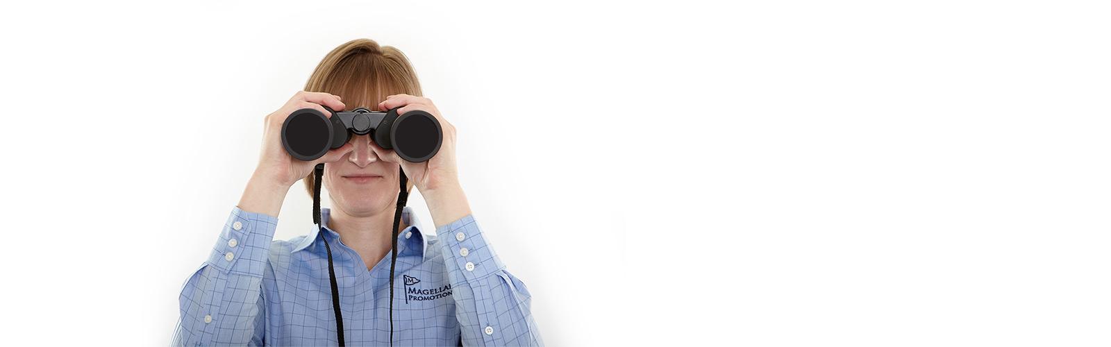 Binocular Slider Picture