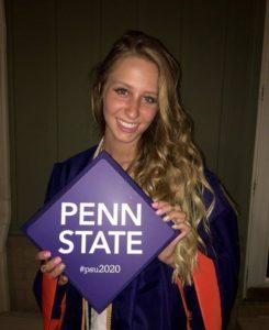 Penn State Tassel Topper