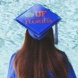 University of Florida Tassel Topper