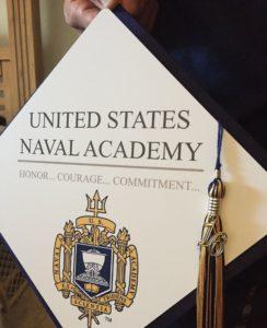 US Naval Academy Tassel Topper